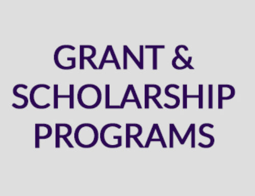 THP PROJECT PURPLE SCHOLARSHIPS & GRANTS