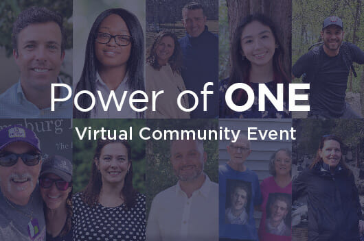 Power of One Community Event