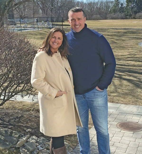 Chris and Heather Herren