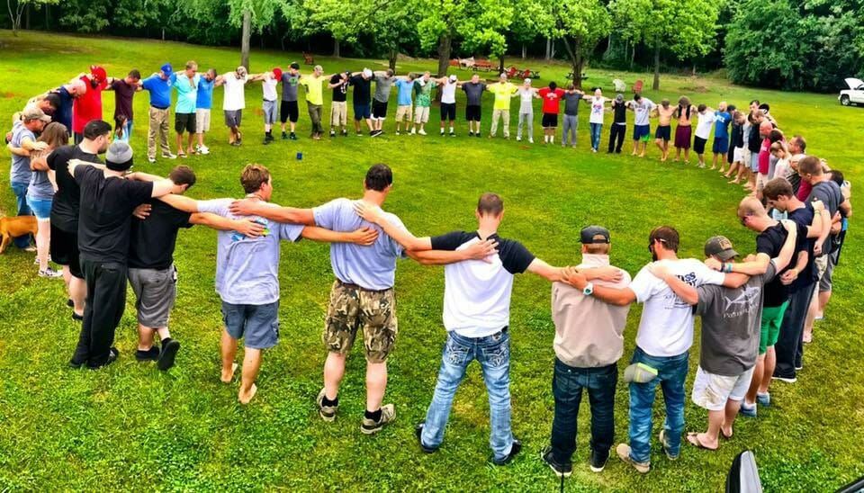 Oaks Recovery Center Circle Prayer