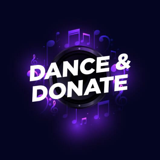Dance & Donate