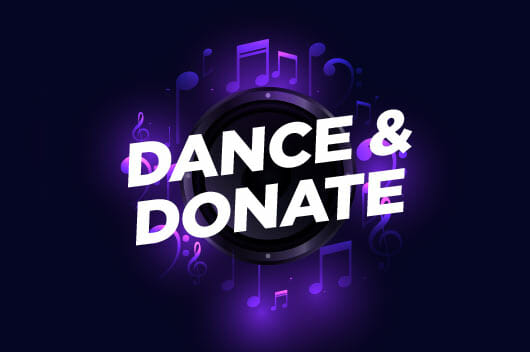 Dance and Donate