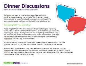 Wellness Week with Chris Herren