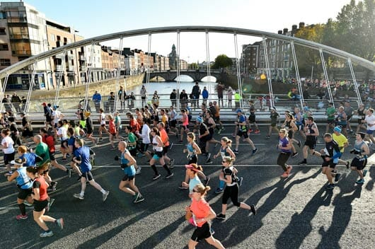 Dublin Marathon 2022