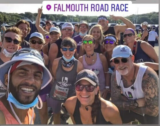 Falmouth Road Race 2021