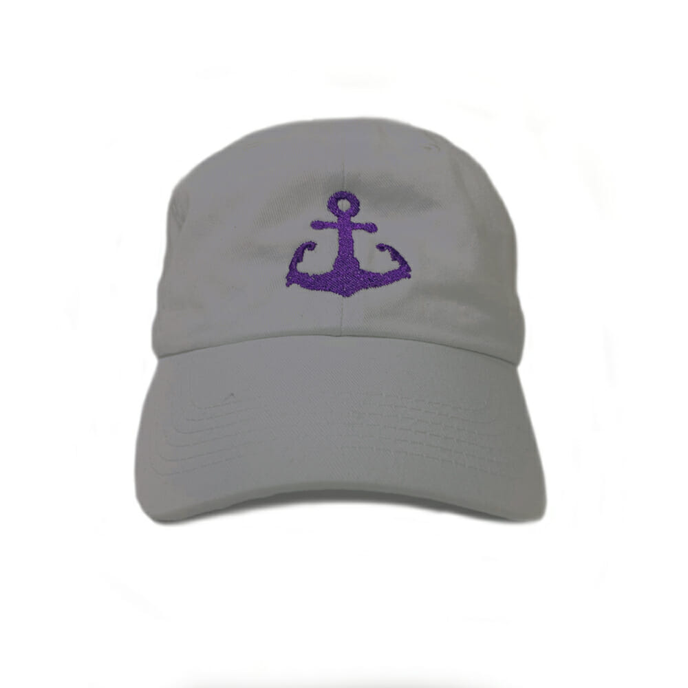 Grey Liam's Anchor Hat