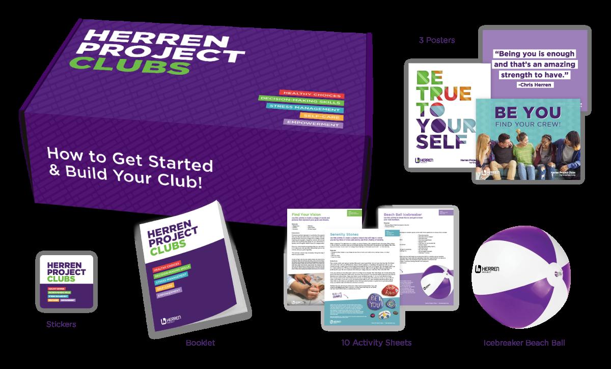 Herren Project Clubs Toolkit