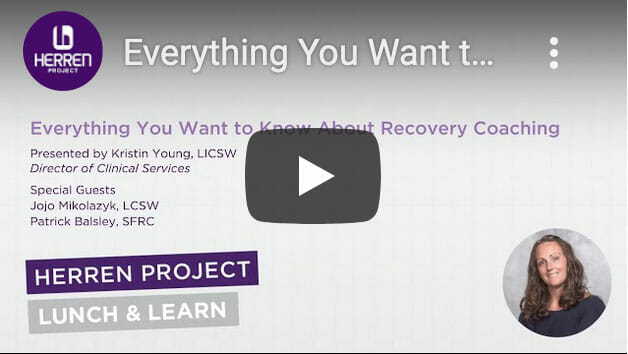 Lunch and Learn Recovery Coaching