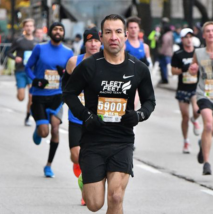 Running Boston Marathon 2020 to bring awareness to substance use disorder