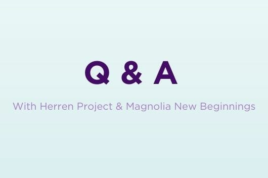 O & A with Magnolia New Beginnings