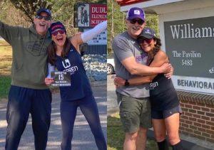 Pam Rickard runs across Virginia for addiction recovery