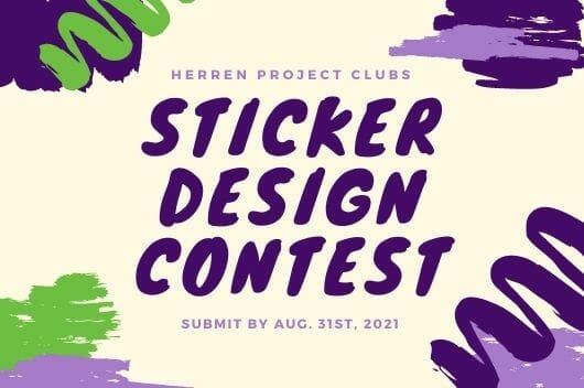 Sticker Design Contest