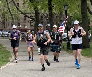 The Burgh in NYC - Ambassadors Running