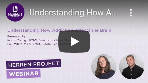 Webinar How Addiction Affectes the Brain