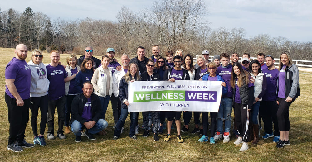 Wellness Week with Herren Kickoff