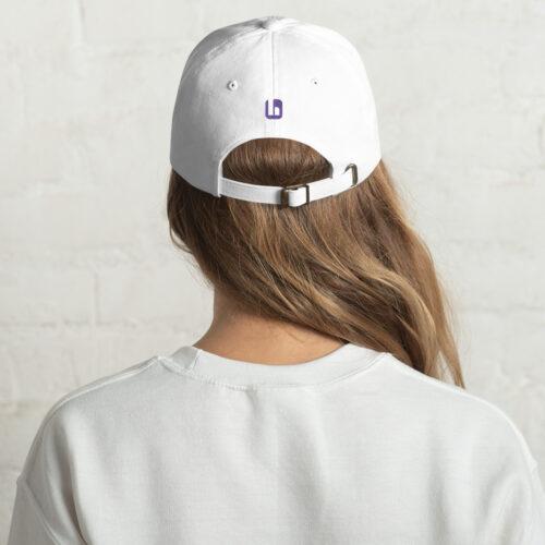 classic dad hat white back 60ed96905ec21
