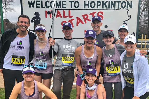 herren project boston marathon team 2019 1