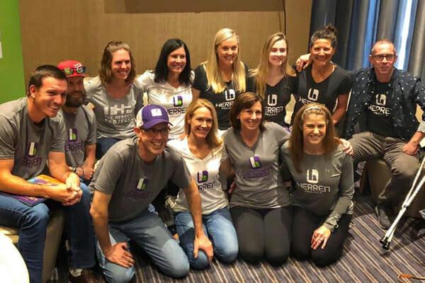 herren project boston marathon team 2019