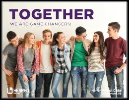 herren project club game changers poster