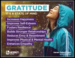 herren project club gratitude poster