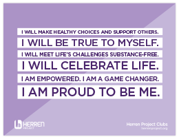 herren project clubs pledge