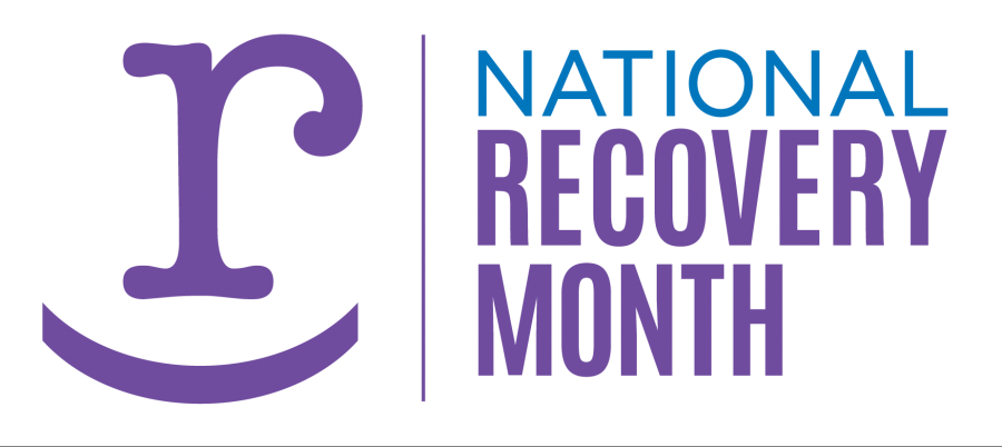 samhsa recovery month logo