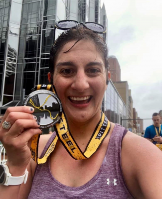team herren project pittsburgh marathon half 2019