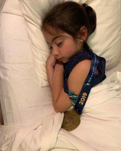 2019 NYC Marathon medal